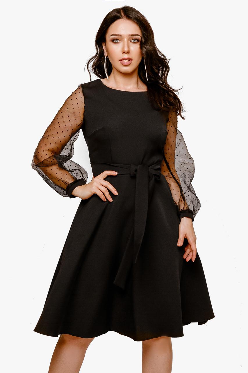 Нарядное платье Черный