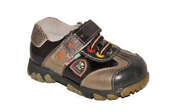 Туфли мальчиковые, размеры 21-24