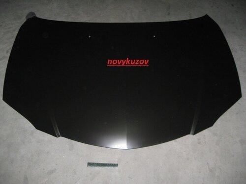 Капот на Mazda 3