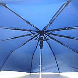 """Зонт женский автомат """"WE-DA"""" WD-3320(SR) , 10 спиц, 3 сложения, """"проявка"""" / Зонт антиветер, фото 6"""