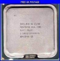 Intel Pentium Dual-Core E5200 2.50GHz/2M/800 s775