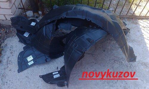 Подкрылки передние Kia Ceed