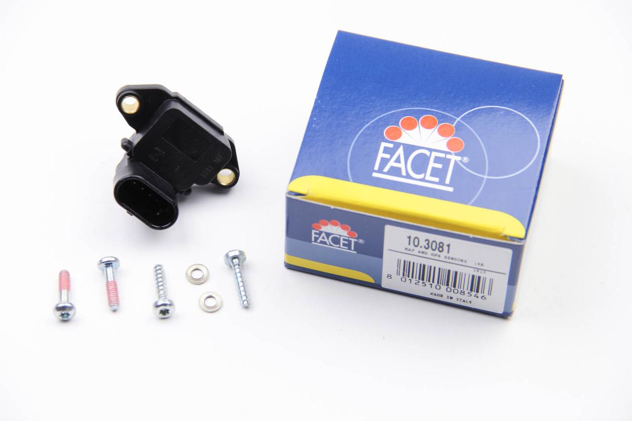 Датчик давления наддува (4 конт.) Fiat Doblo 1.1-1.6CNG