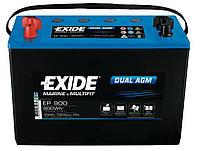 Аккумуляторная батарея Exide EP900 DUAL AGM