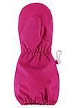 Зимние варежки для девочки Reima Huiske 517163.8-3600. Размеры 0-2., фото 3