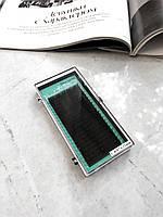 Ресницы для наращивания Vivienne Elite Series, черные D 0.07 9-11-13 mm