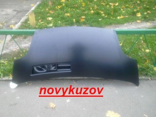Капот на Opel Vivaro