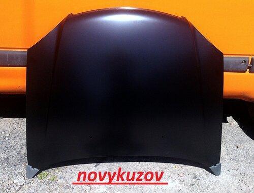 Капот на Skoda SuperB