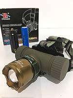 Налобный фонарь BL-6866