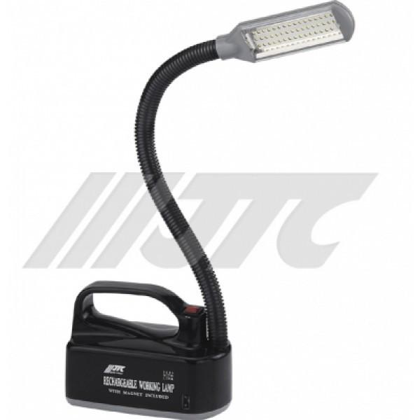 Лампа переносная аккумуляторная светодиодная