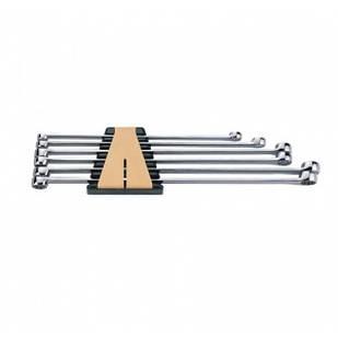 Набор ключей накидных удлинённых двухсторонних 10-21мм 6ед