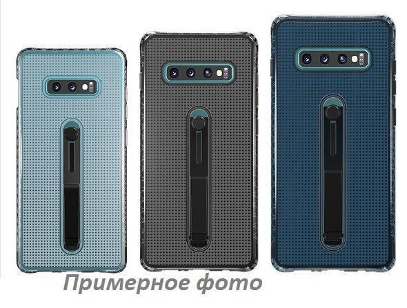 Чехол-накладка Protect Slim с подставкой-держателем для Xiaomi Redmi K20 / K20 Pro / Mi9T / Mi9T Pro Синий