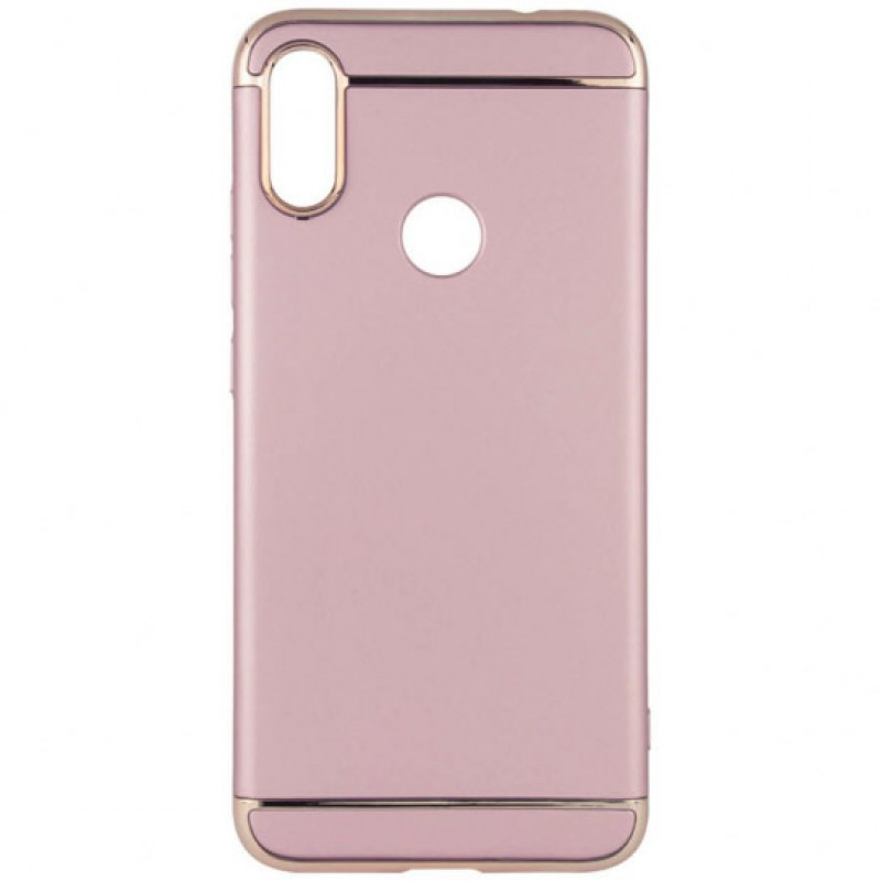 Чехол Joint Series для Xiaomi Redmi 7 Розовый / Rose Gold