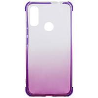 Чехол-накладка Color Gradient для Xiaomi Redmi 7 Фиолетовый