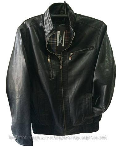 Мужская  куртка кожзам