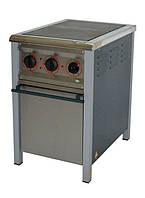 Плита промышленная электрическая с духовкой Арм-Эко ПЕ-2Ш