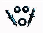 Ремкомплект корпуса воздушного фильтра и крышки двигателя Fiat 500 Фиат 55189138 7786064