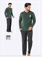 Пижама мужская зимняя интерлок Falkom 2800
