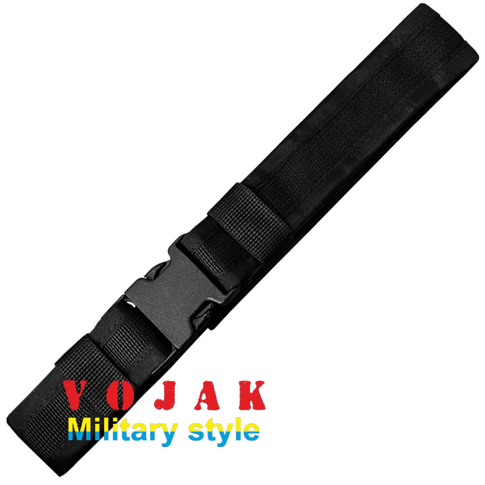 Ремень тактический (4 см) BLACK