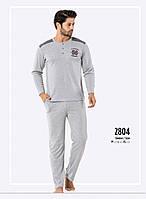 Пижама мужская зимняя интерлок Falkom 2804