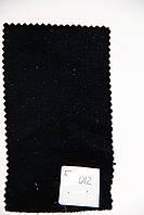 Бархат на шелке № Б 12.12, оттенки синего,воронье крыло, очень тонкий.