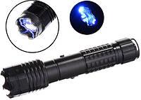 Многофункциональный тактический фонарик Police BL-1103 с отпугивателем