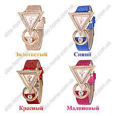 """Жіночі наручні годинники """"Romand"""" (синій), фото 3"""