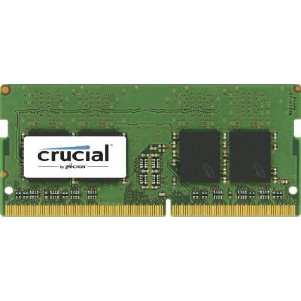 Модуль памяти для ноутбука SoDIMM DDR4 8GB 2400 MHz MICRON (CT8G4SFS824A)