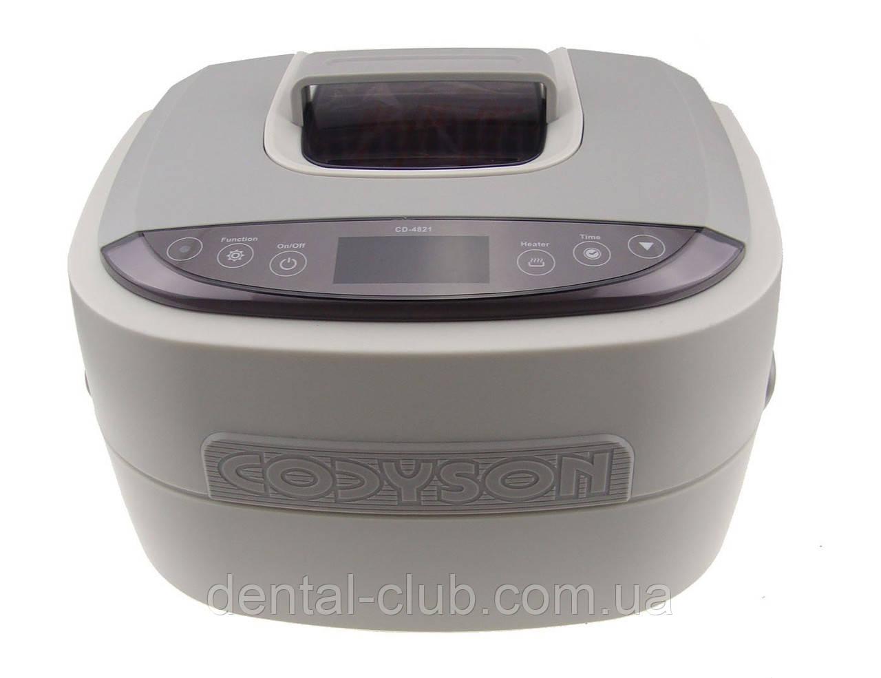 Ультразвуковая ванна мойка СD4821 Codyson - Dental-Club в Киеве