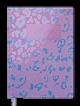 Ежедневник дат. 2020 PARADISE, A5, 336 стр., голубой