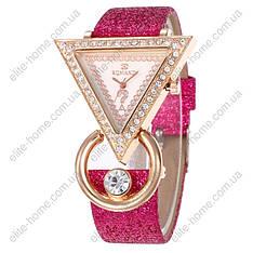 """Жіночі наручні годинники """"Romand"""" (малиновий)"""