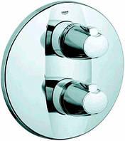Смеситель для ванны Grohe Grohtherm 3000 Нержавеющая сталь (1324075)