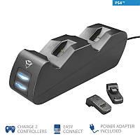 Зарядна станція Trust для PlayStation GXT 245 Duo Charging Dock