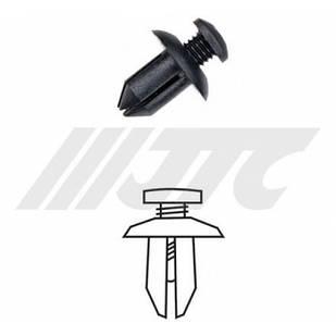 Автомобільна пластикова кліпса (загального призначення) ( уп 100 шт.)