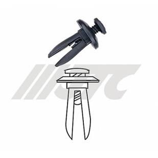 Автомобильная пластиковая клипса (бампер) ( уп 100 шт.)