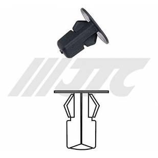 Автомобільна пластикова кліпса (крила TOYOTA) ( уп 100 шт.)
