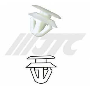 Автомобильная пластиковая клипса (для обивки MAZDA ) ( уп 100 шт.)