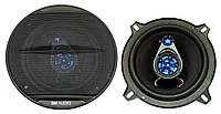 Автомобильные колонки динамики BOSCHMANN BM AUDIO WJ1-S55V3 13см трехполосные, фото 2