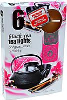 """Ароматические свечи-таблетки ADMIT 674 """"Черный чай"""""""