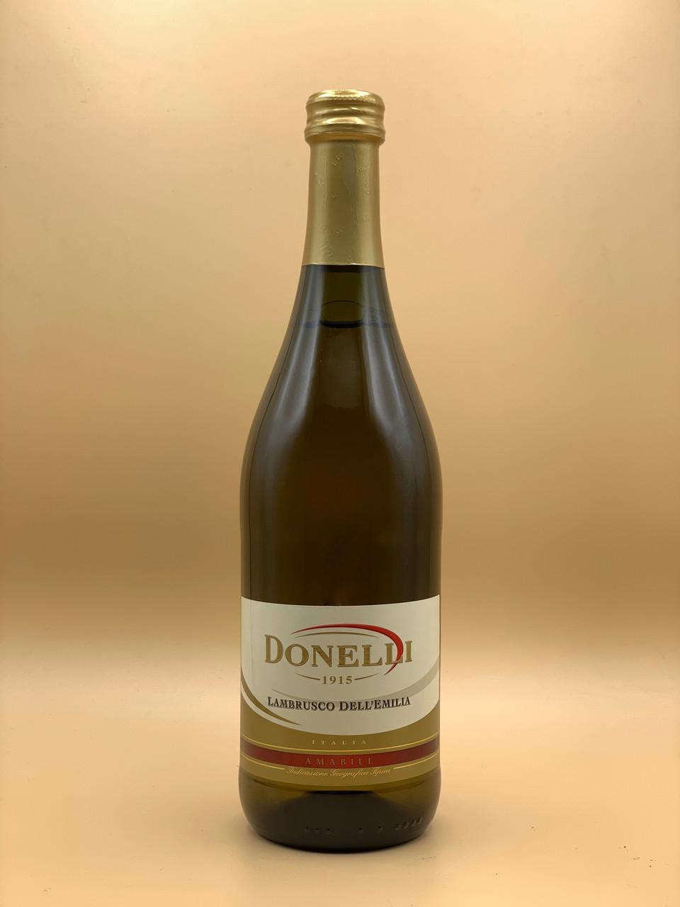 Игристое вино Donelli Lambrusco dellEmilia 0.75L Донелли Ламруско дельЭмилия 0.75л