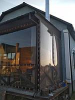 Мягкие окна для веранды Ужгород