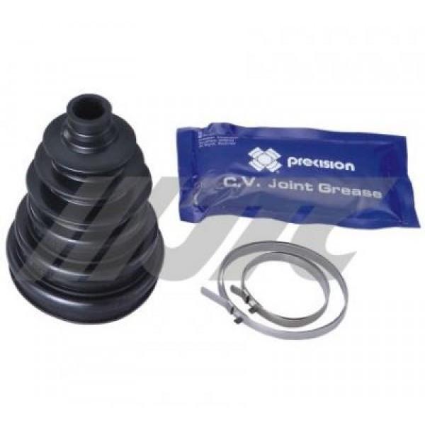 Набор для замены пыльника ШРУСа универсальный (пыльник, стяжка 2 шт., масленка 2 шт.)