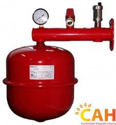 Группа безопасности для твердотопливных котлов САН в закрытых системах отопления