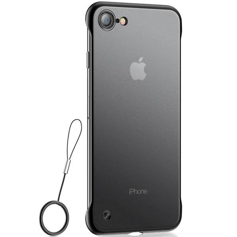"Чехол-накладка LikGus Edge (+ кольцо) для Apple iPhone 7 / 8 (4.7"") Черный"