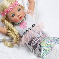 Реборн Русалочка Paradise Galleries Reborn Mermaid Doll, фото 1