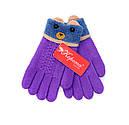 Рукавички дитячі букле для дівчаток (продаються тільки від 12 пар) перчатки, фото 2