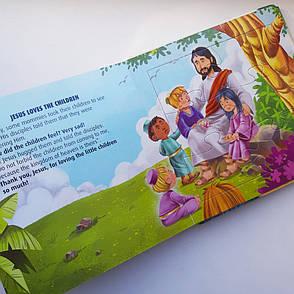 Bible Puzzle: New Testament Stories (Біблія з пазлами: історії з Нового Завіту), фото 2