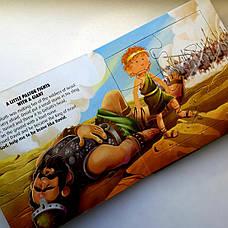 Bible Puzzle: Old Testament Stories (Біблія з пазлами: історії Старого Завіту), фото 3