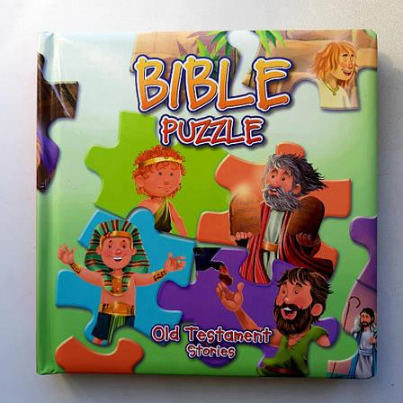 Bible Puzzle: Old Testament Stories (Біблія з пазлами: історії Старого Завіту), фото 2