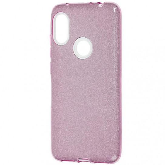 Чехол-накладка Shine для Xiaomi Redmi Note 7 / Note 7 Pro / Note 7s Розовый